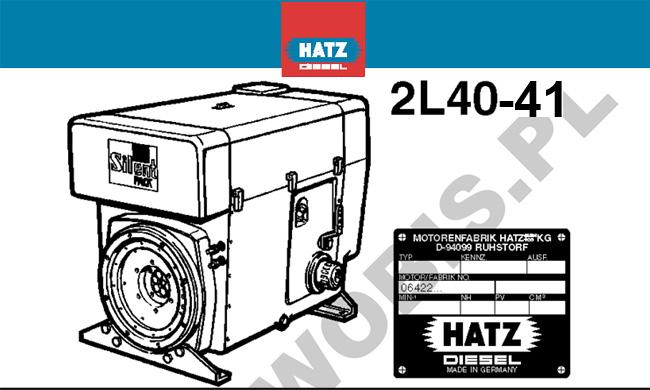 Hatz 2L40-41