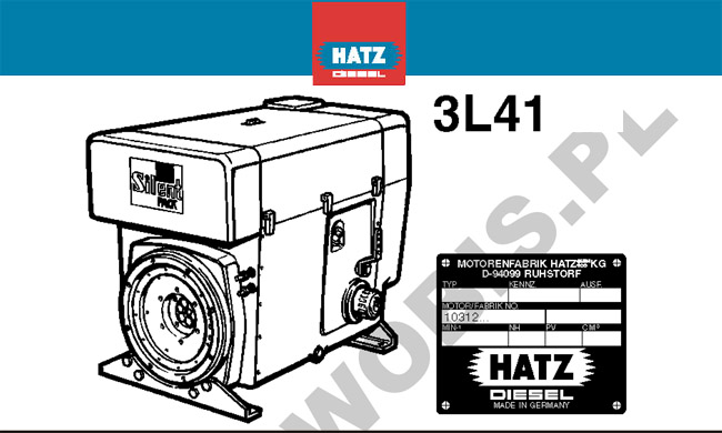 Hatz 3L41