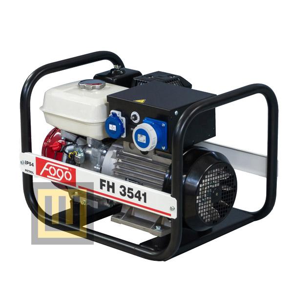 Agregat prądotwórczy FOGO FH 3541 moc 3 kW IP54