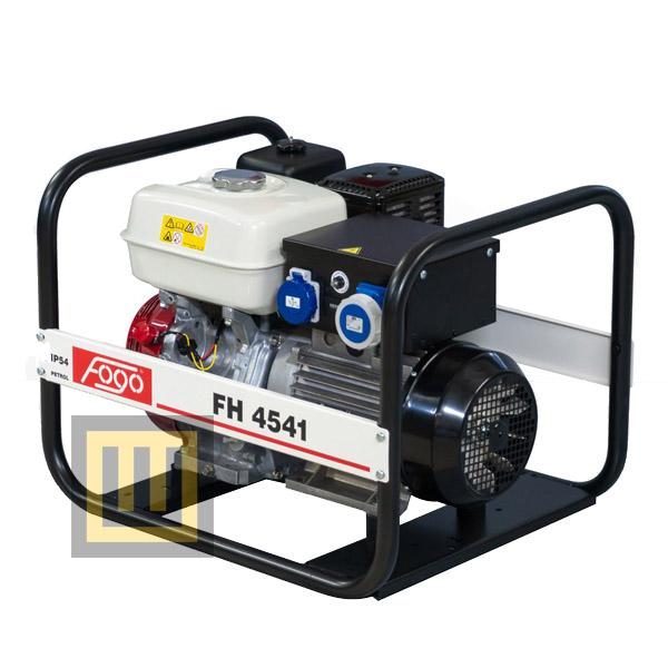 Agregat prądotwórczy FOGO FH 4541 moc 3,5 kW IP54