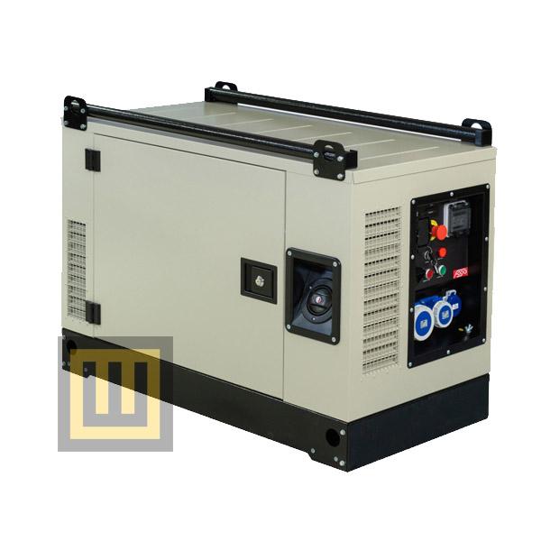 Agregat prądotwórczy FOGO FH 8000 CRA - moc znamionowa 7kVA/5,6kW 3~ 400V