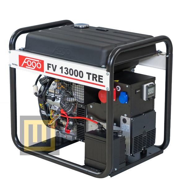 Agregat prądotwórczy FOGO FV 13000 TRE - moc znamionowa 11,3 kVA/9,0 kW ~3 400V