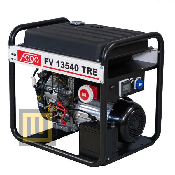 Agregat prądotwórczy FOGO FV 13540 TRE - moc znamionowa 11,3 kVA/9 kW ~3 400V
