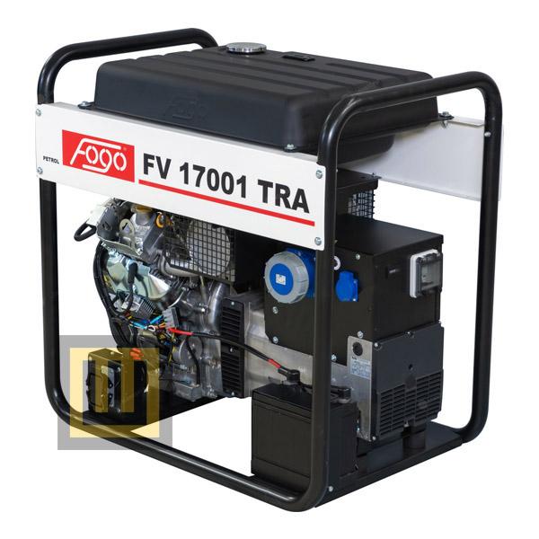 Agregat prądotwórczy FOGO FV 17001 TRA - moc znamionowa 14,9kW