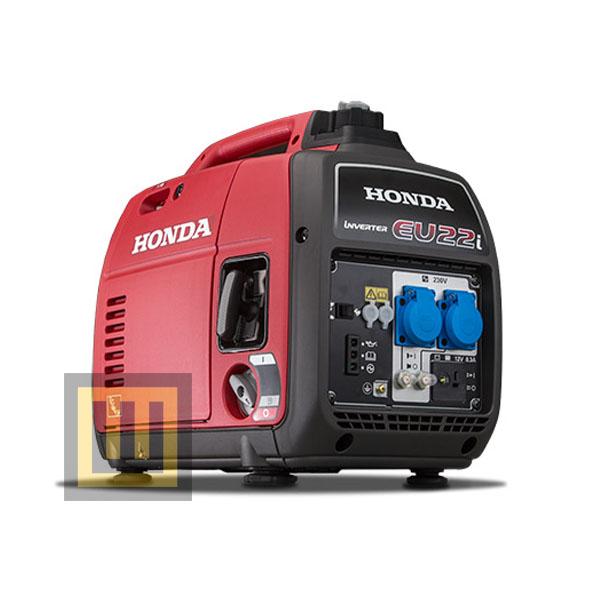 Agregat prądotwórczy HONDA EU 22i - moc znamionowa 1,8 kW - z przeglądem zerowym