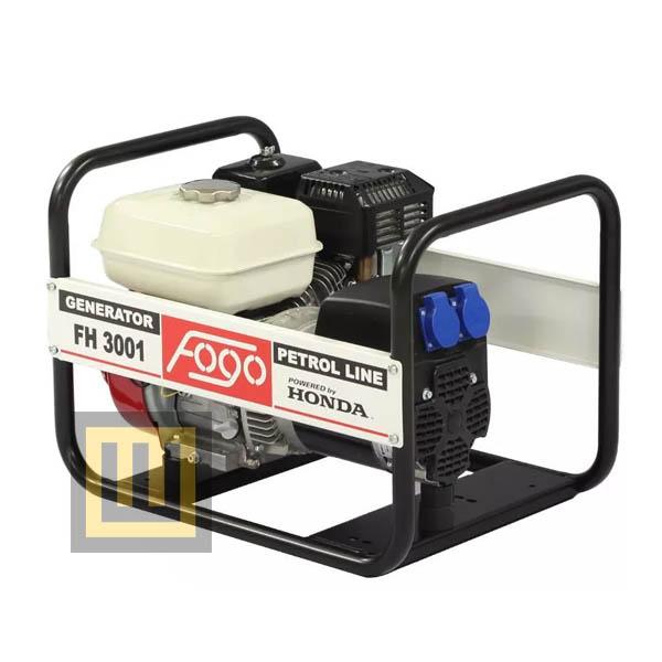 Agregat pradotwórczy FOGO FH 3001 - moc znamionowa 2,7 kW