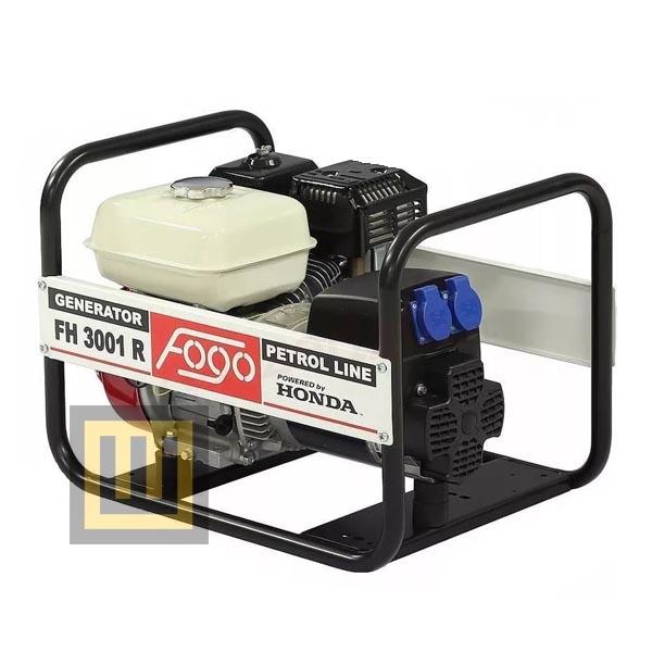 Agregat pradotwórczy FOGO FH 3001 R - moc znamionowa 2,7 kW