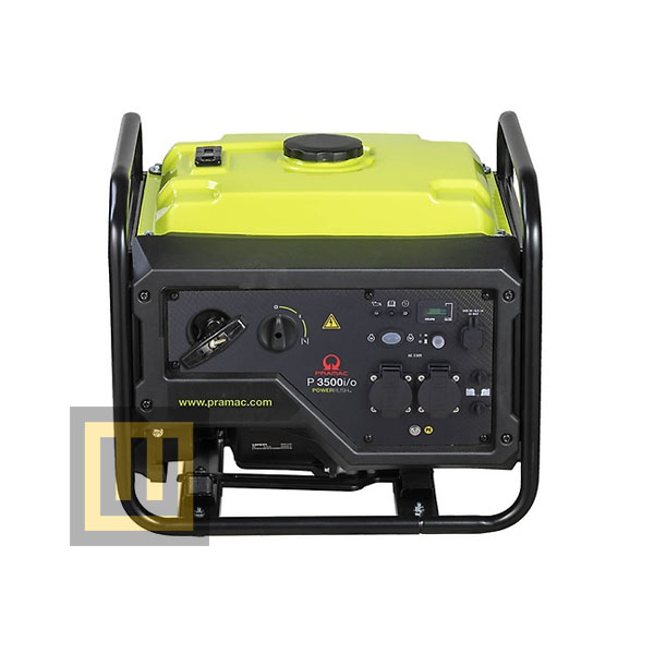Agregat prądotwórczy PRAMAC P3500i-o