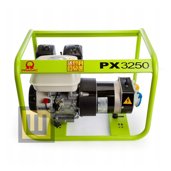 Agregat prądotwórczy PRAMAC PX3250 - moc 2,4  kW