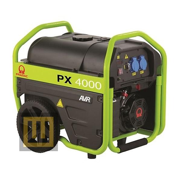 Agregat prądotwórczy PRAMAC PX4000 AVR- moc 2,7 kW