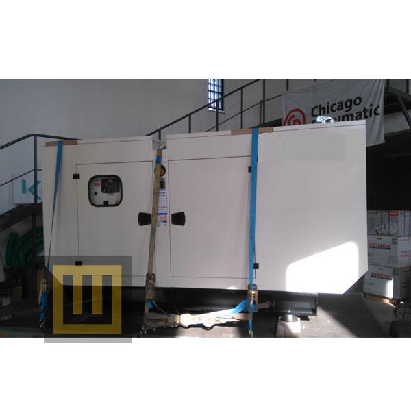 Agregat w obudowie moc max 150kVA ~3