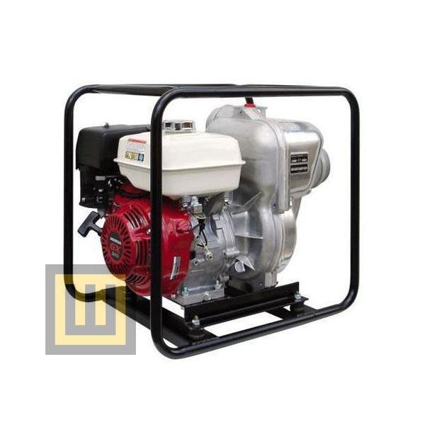 Motopompa wysokociśnieniowa do wody czystej  HONDA QP-402S - 1 000 l/m - z przeglądem zerowym