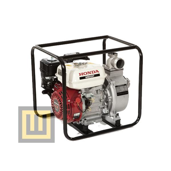 Motopompa do wody czystej HONDA WB 20 - 600 l/min - z przegladem zerowym