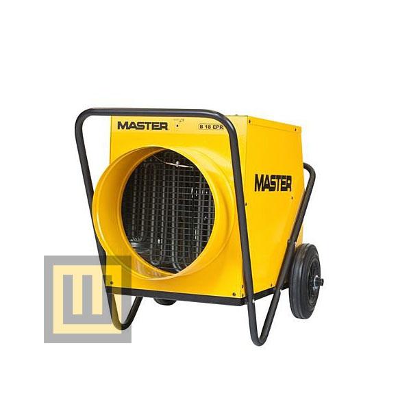 Nagrzewnica elektryczna MASTER B18 EPR moc 18 kW