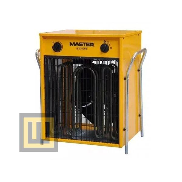 Nagrzewnica elektryczna MASTER B 22 EPB moc 22 kW