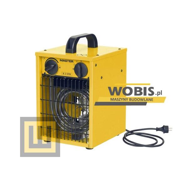 Nagrzewnica elektryczna nadmuchowa MASTER B 2 EPB moc 2 kW