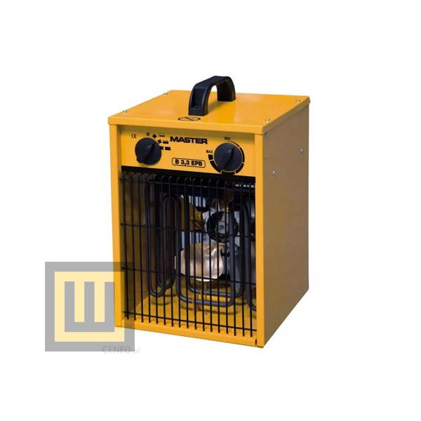 Nagrzewnica elektryczna MASTER B 3,3 EPB moc 3,3 kW