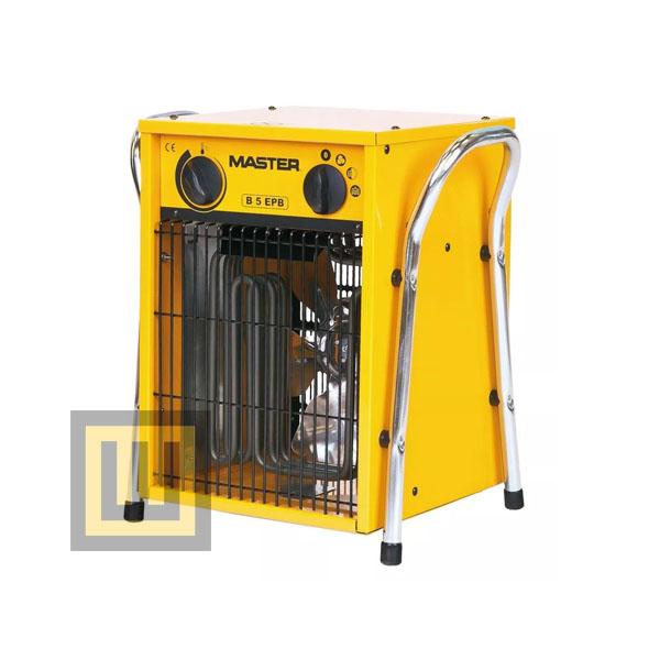Nagrzewnica elektryczna MASTER B 5 EPB moc 5 kW