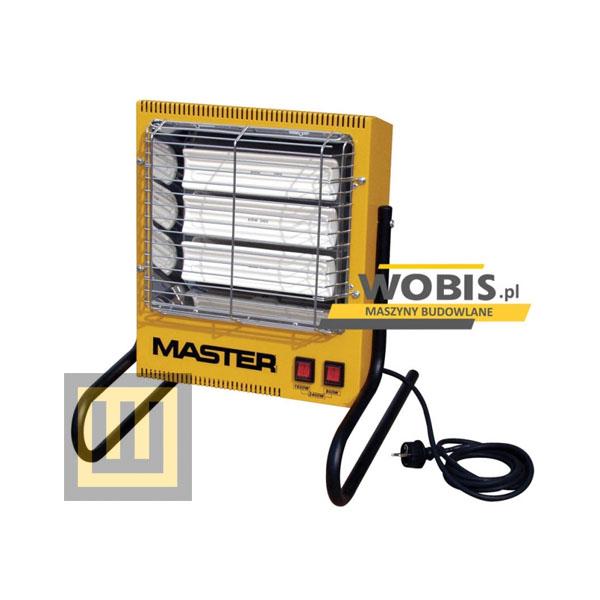 Nagrzewnica elektryczna promiennikowa MASTER TS 3A moc 2,4 kW