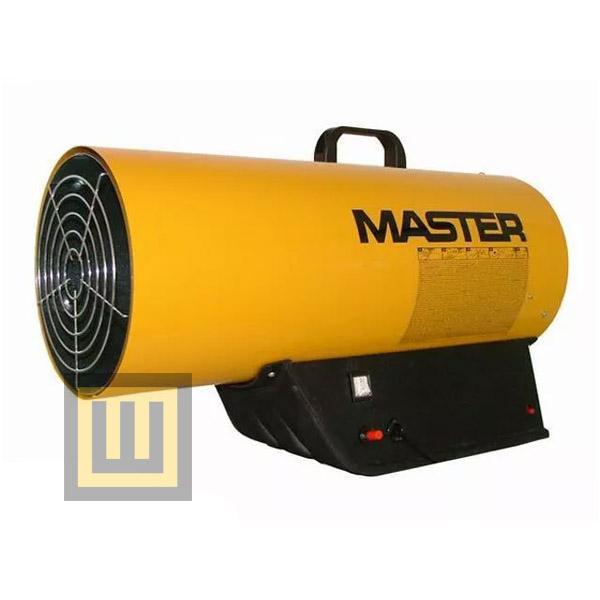 Nagrzewnica gazowa MASTER BLP 53 M moc 53 kW