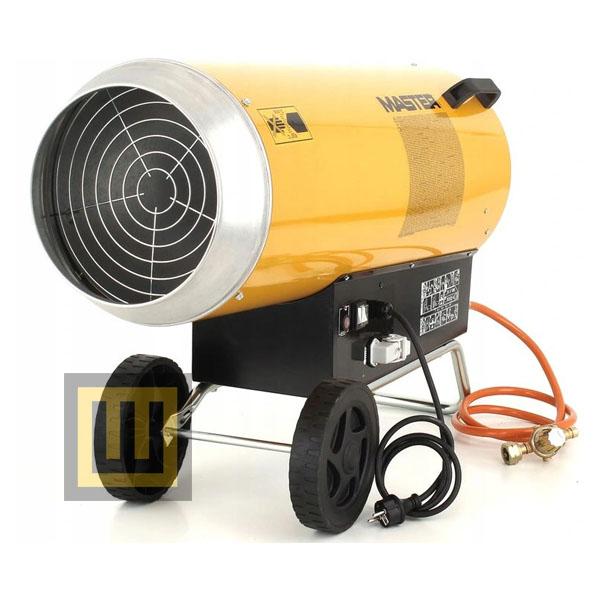 Nagrzewnica gazowa MASTER BLP 103 ET moc 103 kW