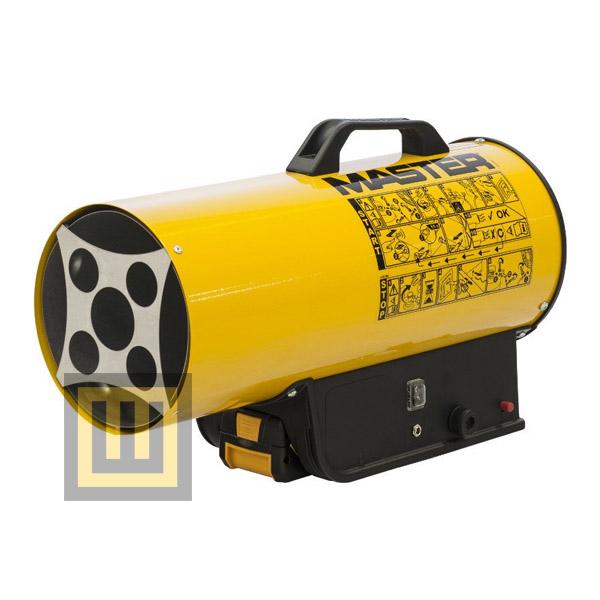 Nagrzewnica gazowa MASTER BLP 17 M moc 16 kW