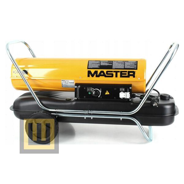 Nagrzewnica olejowa MASTER B 100 CEG moc 29 kW