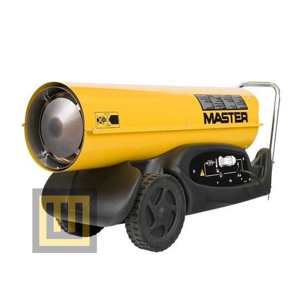 Nagrzewnica olejowa MASTER B 130 moc 31 kW