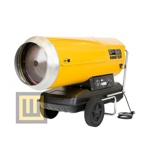 Nagrzewnica olejowa MASTER B 230 moc 65 kW