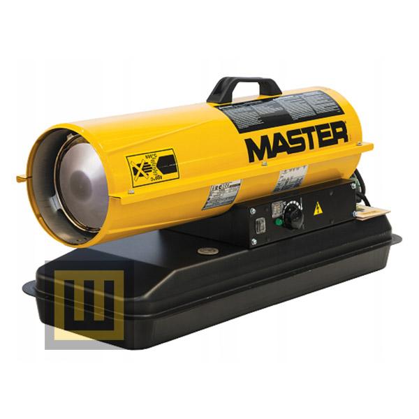 Nagrzewnica olejowa MASTER B 35 CEL moc 10 kW