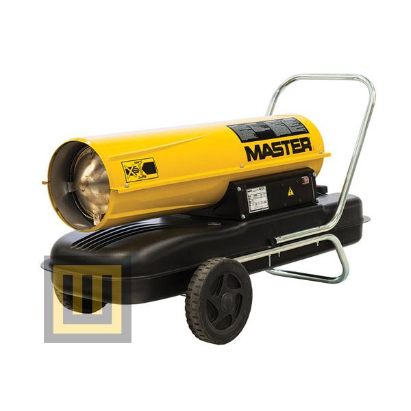 Nagrzewnica olejowa MASTER B 95 CEL moc 29 kW