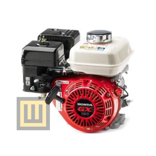 Silnik spalinowy HONDA GX 160UT2 SX4 OH - z przeglądem zerowym