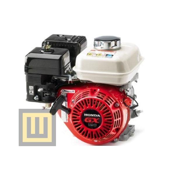 Silnik spalinowy HONDA GX 120U1 KRS5 SD - z przeglądem zerowym