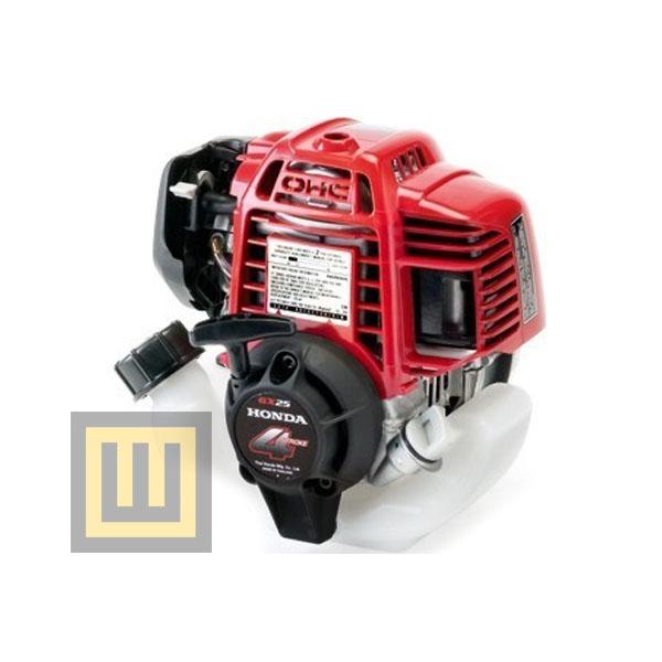 Silnik spalinowy HONDA GX 25 SE OH - z przeglądem zerowym