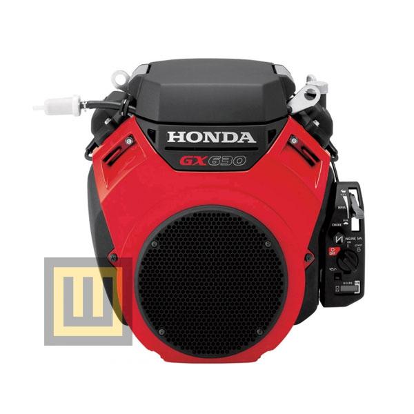 Silnik spalinowy HONDA GX 630 QXF - z przeglądem zerowym