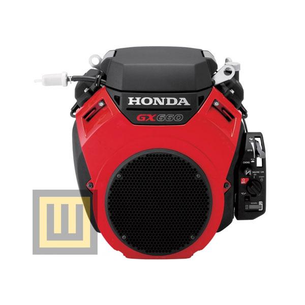 Silnik spalinowy HONDA GX 660R TXF4 - z przeglądem zerowym