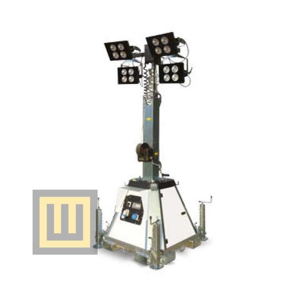 Wieża oświetleniowa GENERAC CTF 10 ( PRAMAC )