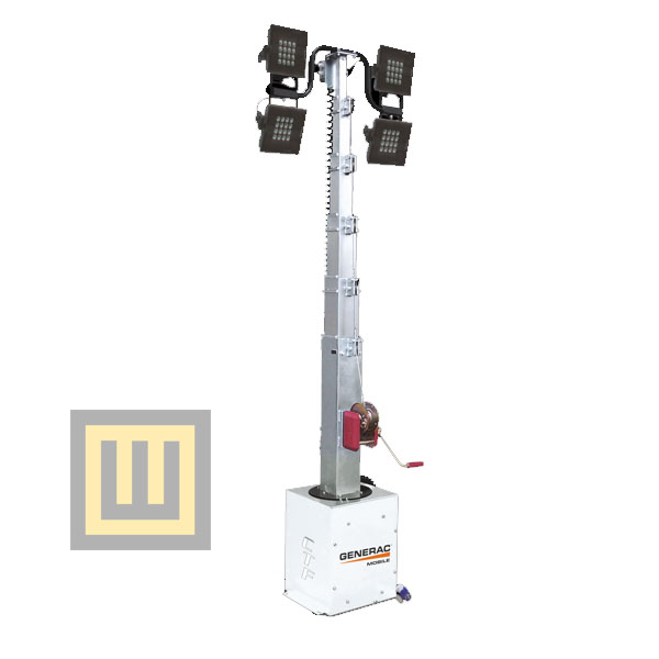 Wieża oświetleniowa GENERAC CTF 5 ( PRAMAC )