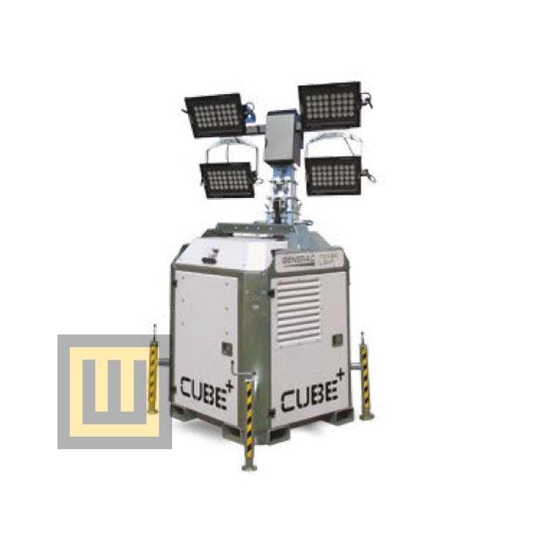 Wieża oświetleniowa GENERAC CUBE+ ( PRAMAC )