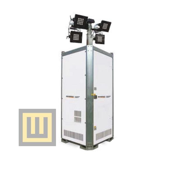 Wieża oświetleniowa GENERAC HYDRO POWER BOX ( PRAMAC )