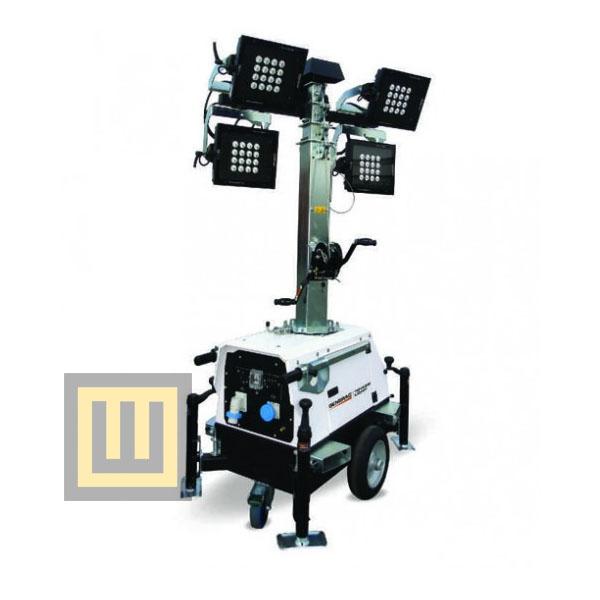Wieża oświetleniowa GENERAC Linktower T3 ( PRAMAC )