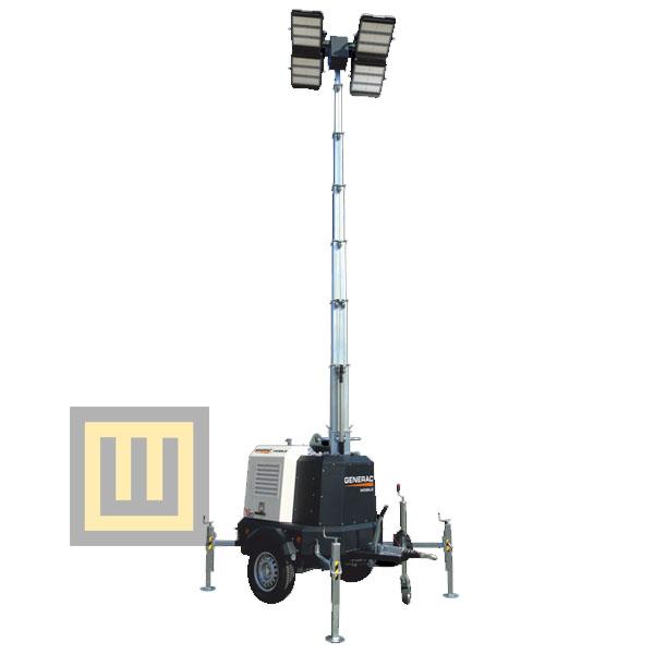 Wieża oświetleniowa GENERAC V20 ( PRAMAC )