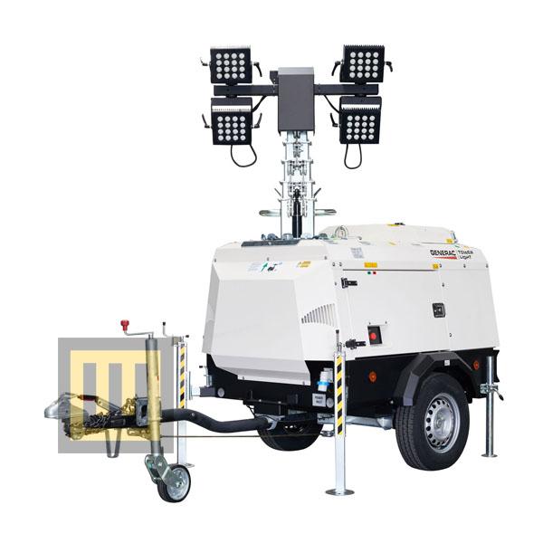 Wieża oświetleniowa GENERAC VT-Hybrid ( PRAMAC )