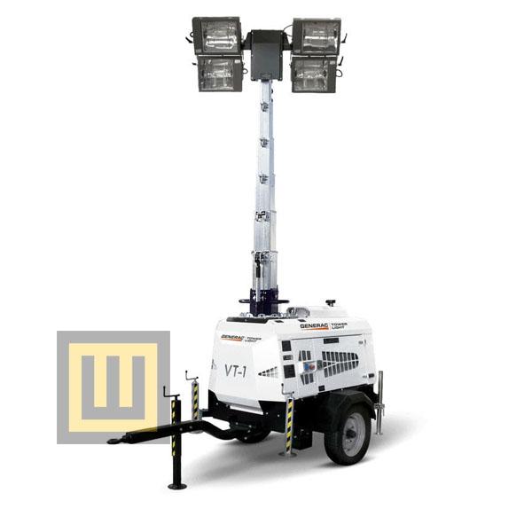 Wieża oświetleniowa GENERAC VT1 ( PRAMAC )