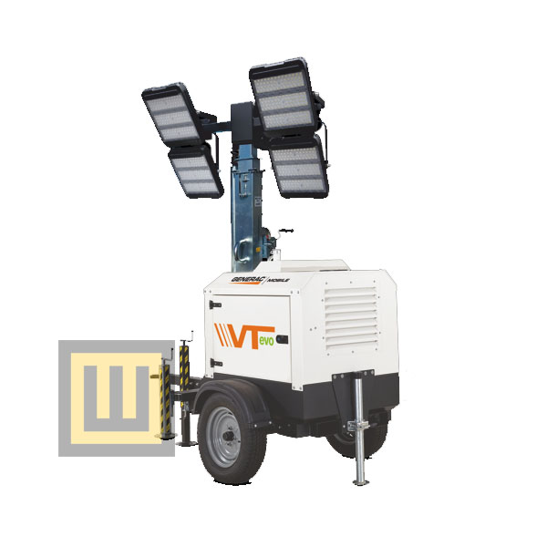 Wieża oświetleniowa GENERAC VTevo ( PRAMAC )