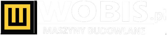 logo WOBIS maszyny budowlane